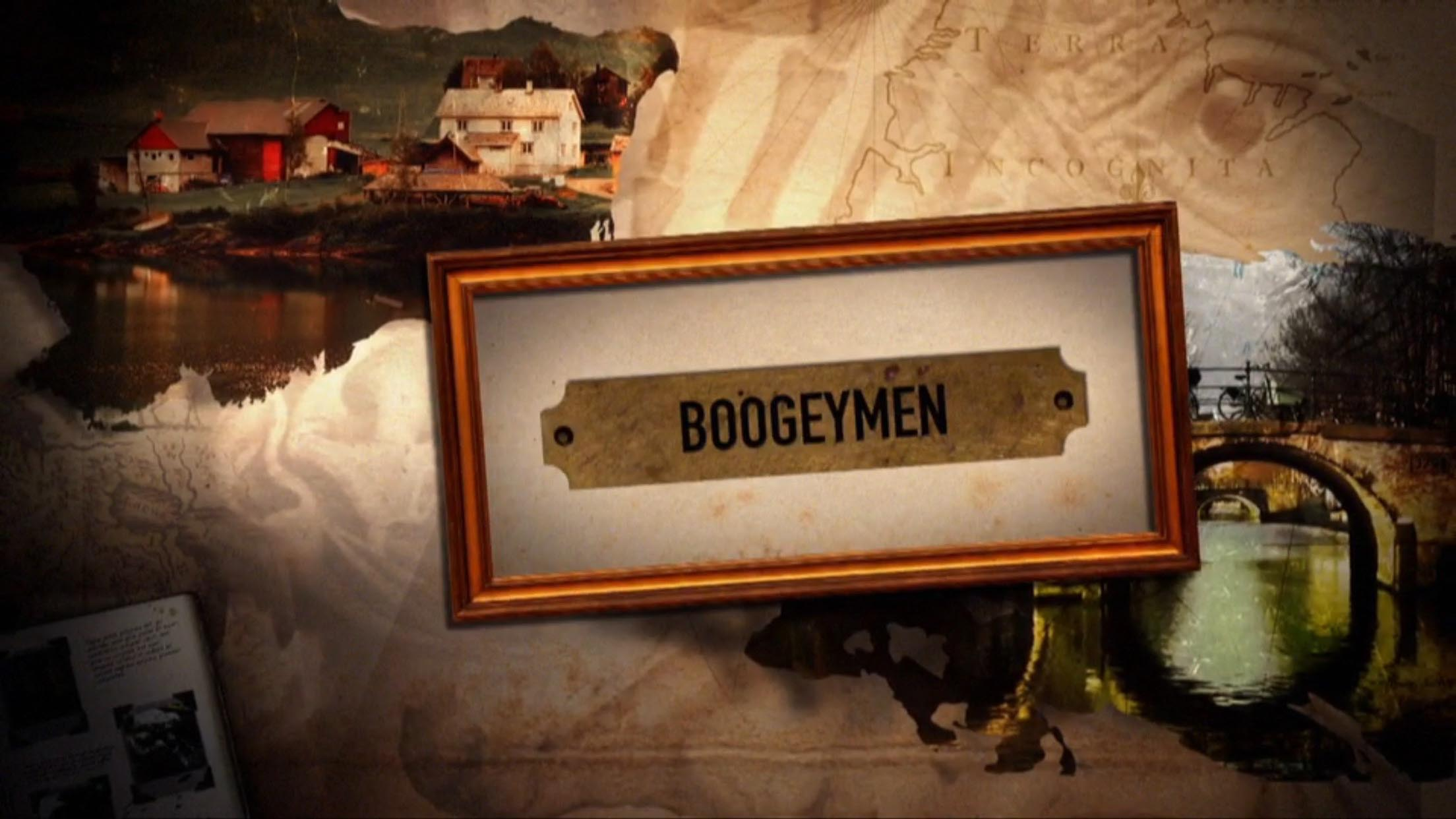 Watch NORMIE on BOOGEYMEN!